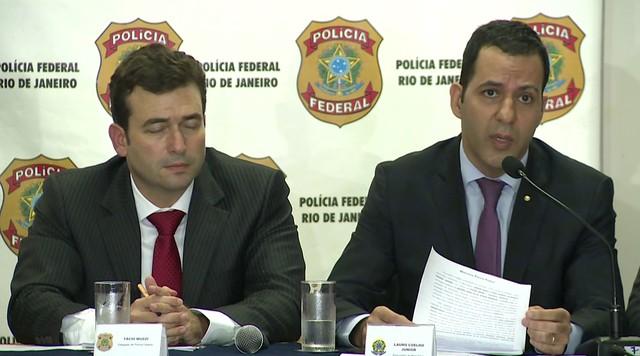 Lauro Coelho Junior afirma que esquema pagava 'mesada' para Sérgio Cabral