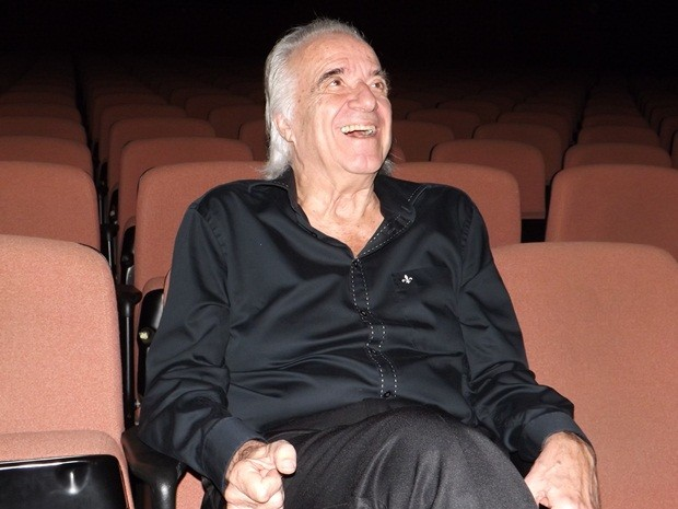 Maestro: 'É a roupagem da democratização da música clássica' (Foto: Alan Schneider / G1)