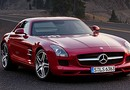 Classe SLS AMG