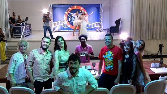 'Plugue': veja como foi o último dia de audições do 'Especial Show de Calouros'