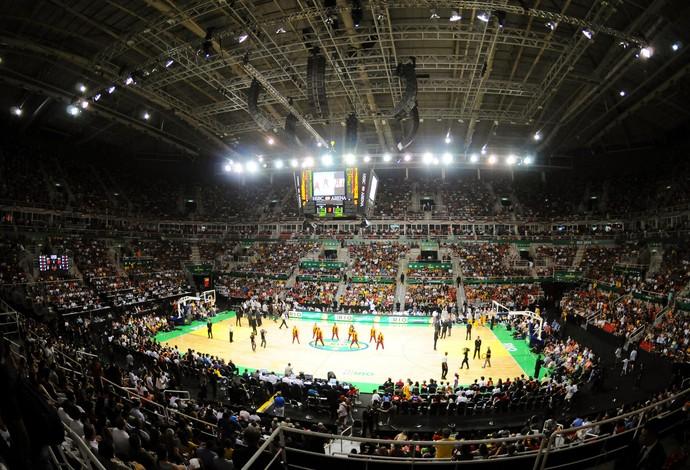 Miami Heat x Cleveland Cavaliers basquete NBA (Foto: André Durão)