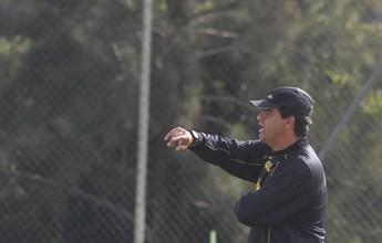Tigre inicia semana da estreia na Série B, e Moacir quer time pronto na quarta