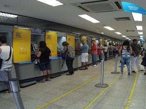 Feriado do Dia do Trabalho vai alterar rotina do comércio em São Luís (Foto: Biaman Prado / O Estado)