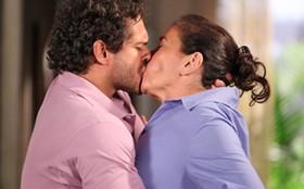 Guaracy vai enfrentar René por Griselda: 'Ela agora é minha mulher!'