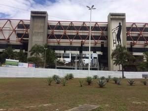 Centro de Convenções da Bahia (Foto: Natally Acioli/G1)