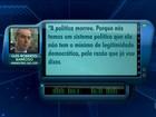 Ministro Luís Roberto Barroso fala sobre impeachment em palestra