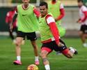 "Ex-Flamengo e Internacional, Ramon elogia Sasha: ""Tem que ter cuidado"""