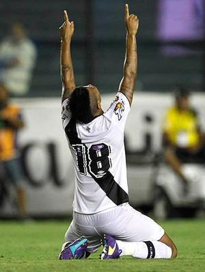 Rafael Silva comemora gol do Vasco contra o Barra Mansa (Foto: Marcelo Sadio / Vasco.com.br)