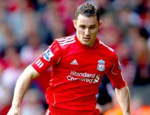 Fábio Aurélio jogando pelo Liverpool (Foto: Getty Images)