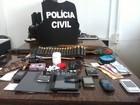 Operação prende cinco pessoas por tráfico de drogas em Restinga Seca