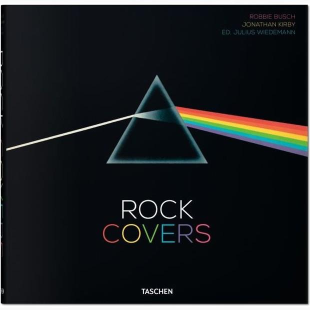 Rock Covers Taschen  (Foto: Divulgação)