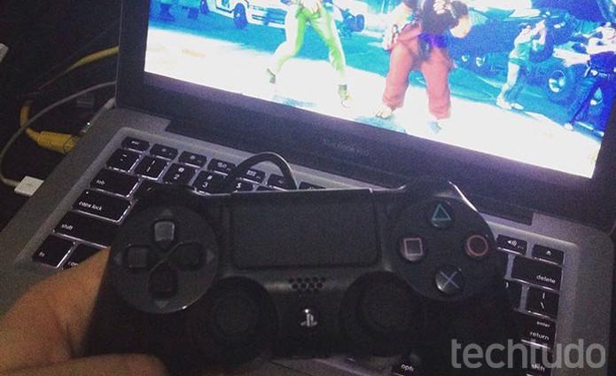 Bluetooth também permite controlar teclados, mouses e gamepads (Foto: Felipe Vinha/TechTudo)
