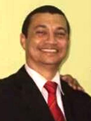 Pastor Sérgio está desaparecido desde a manhã da quarta (Foto: Arquivo da família)