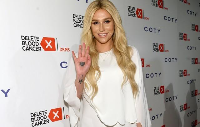 A cantora Kesha (Foto: Getty Images)