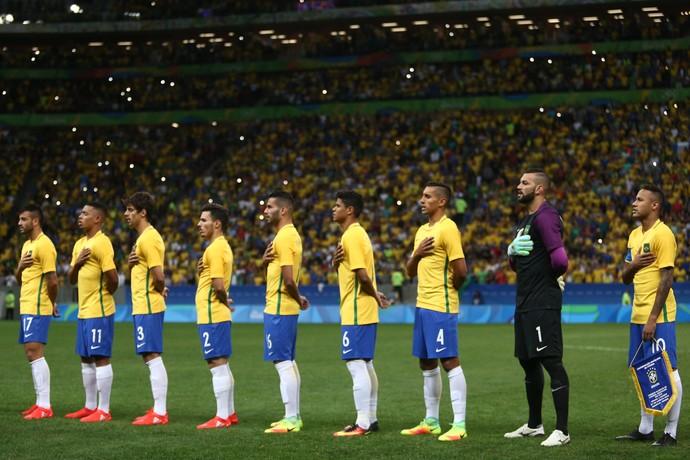 Brasil x Iraque (Foto: Lucas Figueiredo / MoWA Press)