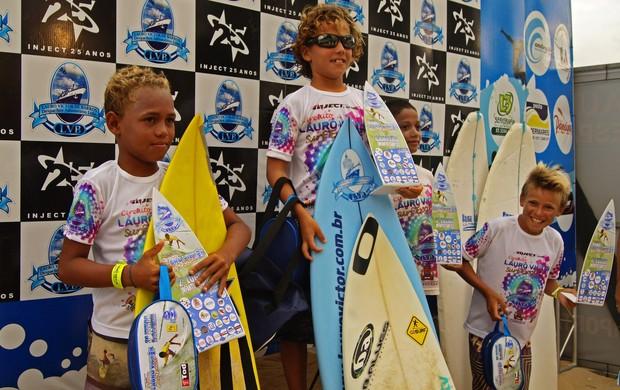 Potiguar Mateus Sena conquista título na Paraíba (Foto: Fernanda Zauli/Cedida)