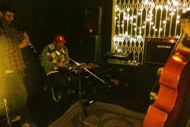 MARTINS + GRANADO + HARA no Hotel Bar (Foto: reprodução/Facebook)