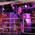 Ivete e Psirico começam desfile de trios (Elias Dantas/ Ag Haack)