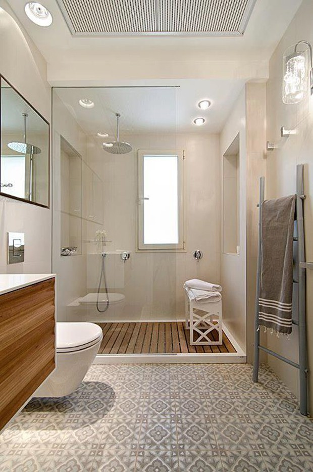 Banheiros do Pinterest (Foto: Reprodução/Pinterest)