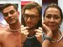 Raio-X BBB17: Pedro e Ieda felizes com show de Anitta e Marcos querendo beijo na boca