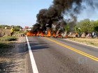 Cidade do RN fica sem abastecimento após danos a adutora durante protesto