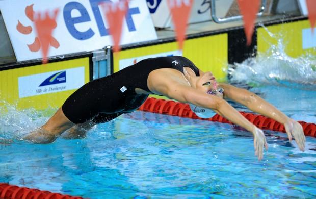 Laure Manaudou seletiva olímpica francesa  (Foto: afp)