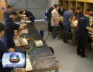 Globo Comunidade Paraná (Foto: Reprodução)