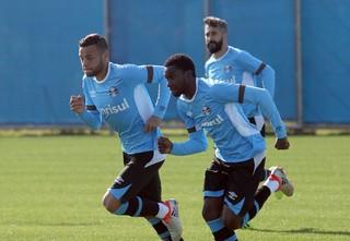 Guilherme Negueba Grêmio  (Foto: Rodrigo Rodrigues/Grêmio)