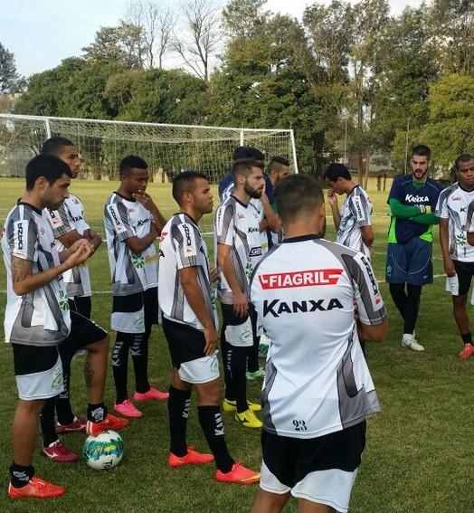 mudanças (Assessoria/Luverdense Esporte Clube)