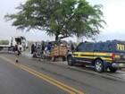PRF prende seis pessoas em região de divisa entre Sergipe e Bahia