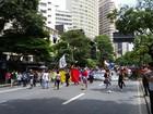 Dois são detidos em manifestação no Centro de Belo Horizonte, diz PM