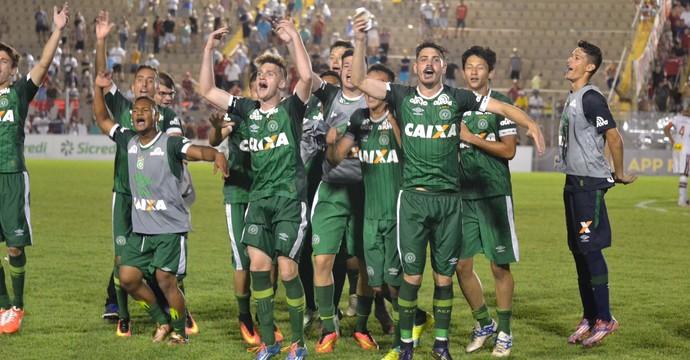 Chapecoense São Paulo Copa São Paulo (Foto: Manoel Messias / Futura Press)