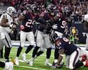 Melhor defesa da NFL garante vitória e sonho do Houston de título histórico