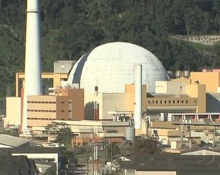 Angra inicia exercício geral do Plano de Emergência da Central Nuclear (Foto: Reprodução RJTV 2ª Edição)