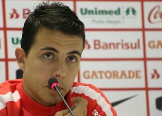 Nilmar, atacante do Inter (Foto: Diego Guichard)