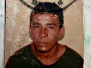 Francisco Cabral da Silva, de 36 anos, foi esfaqueado por um amigo (Foto: Arquivo da família)