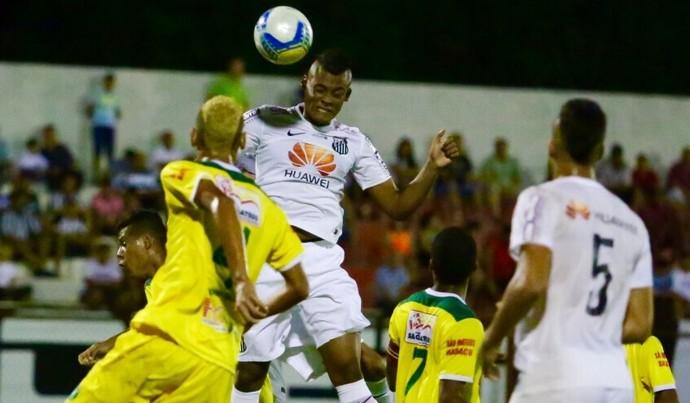 Sabino Santos x Babaçu Copa São Paulo de Futebol Júnior (Foto: Divulgação / J. Serafim)