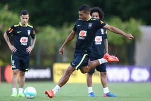 Diego Souza Seleção (Foto: Lucas Figueiredo/CBF)