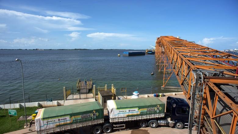 caminhão-caminhos-da-safra- (Foto: Emiliano Capozoli/Ed.Globo)