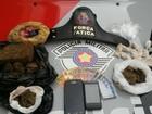 Dois homens são presos por tráfico de drogas e por arma em Itapeva, SP