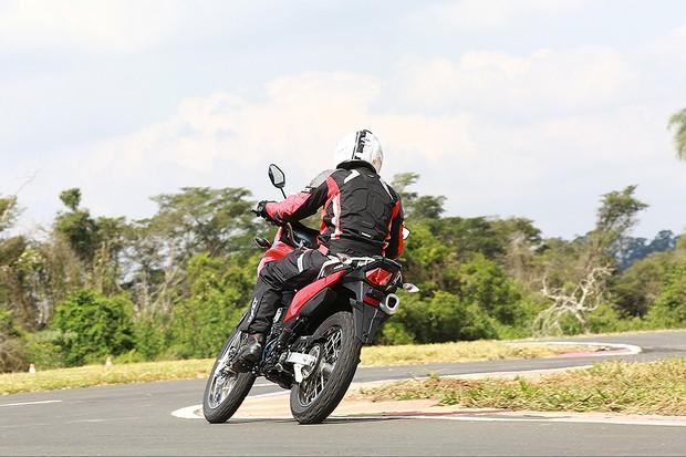 Honda XRE 190 ABS (Foto: Honda)