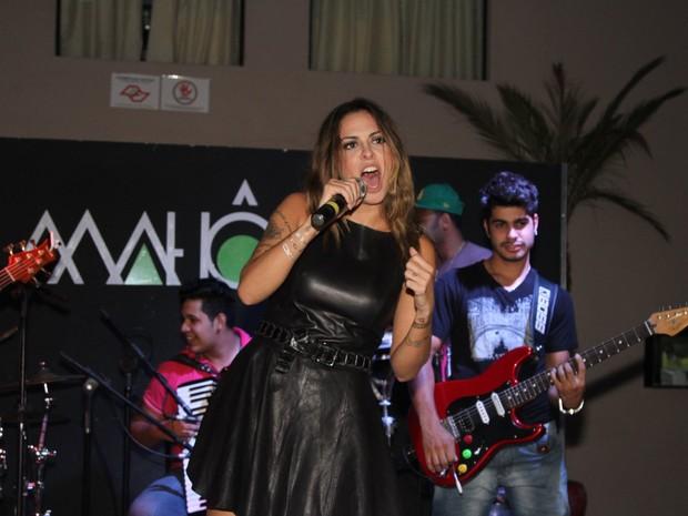 Alinne Rosa (Foto: Thiago Duran/AGNews)