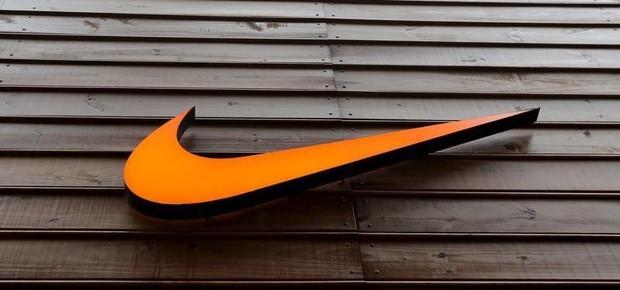 Logo da Nike visto em loja em São Paulo (Foto: REUTERS/Paulo Whitaker)