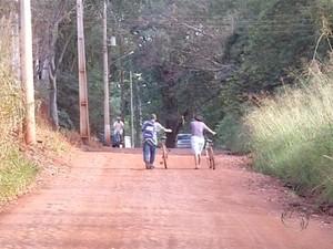 Aldeia em MS registra 9 crimes em 20 dias (Foto: reprodução/TV Morena)