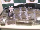 Suspeitos usavam apartamento da avó para guardar drogas na Zona Sul