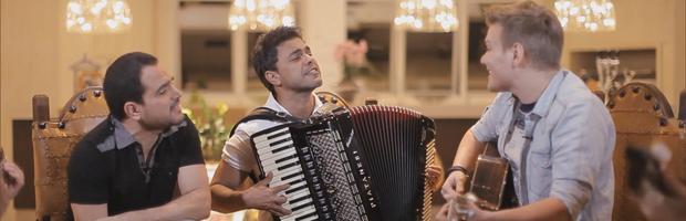 Domingo: Michel Teló encontra Zezé Di Camargo e Luciano em Bem Sertanejo (Domingo: Michel Teló encontra Zezé Di Camargo e Luciano na nova temporada (Rede Globo))