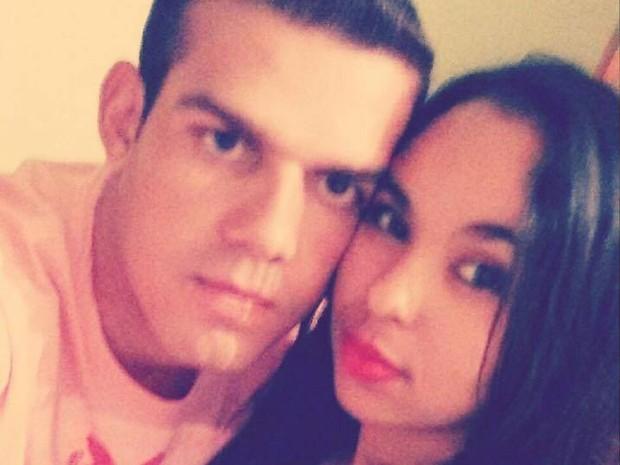Hiago confessou que matou Fernanda a facadas em Pitangueiras (Foto: Reprodução / Facebook)