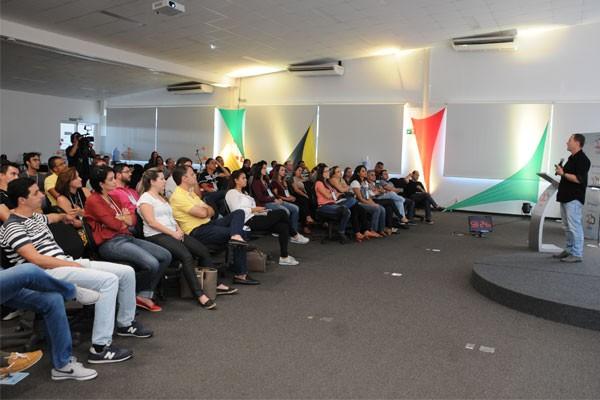 15ª edição da Convenção Marketing Opec e Vendas (COMOV) da TV Integração (Foto: Luciana Santos)