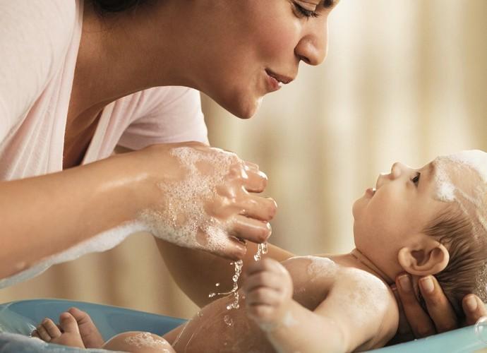 Bebê é tudo de bom! (Foto: TV Globo)