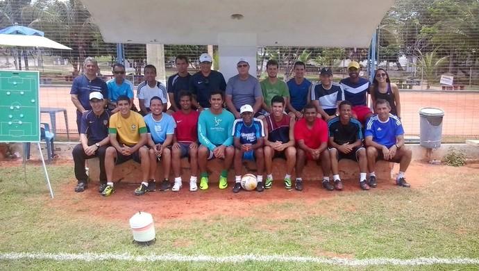 Profissionais do ABC, América-RN, Alecrim e Globo FC integram a turma de pós-graduação em futebol (Foto: Arquivo Pessoal)